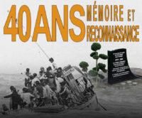 Un grand discours devant la stèle des boat-people en 2015 à la commémoration des 40 ans de l'exode des réfugiés vietnamiens, des 25 ans du Cosunam et des 10 ans de la stèle. C'est devant quelques 500 délégués vietnamiens venus de toute l'Europe, des membres du Cosunam in corpore et des conseillers d'Etat genevois Serge Dal Busco et Luc Barthassat que Rolin Wavre, député et nouveau président du Cosunam, a prononcé un vibrant hommage à la communauté vietnamienne exilée pour sa parfaite intégration dans la vie locale et sa pérennité dans sa lutte pour la démocratie et pour les droits de l'homme au Vietnam .