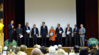 Il s'agit de la 4ème soirée organisée par le Cosunam en faveur des prisonniers de conscience du Vietnam et de leurs familles. Cette année , le professeur Pham Minh Hoang, expulsé du Vietnam et déchu malgré lui de sa nationalité, est venu rappeler le drame de Formosa de 2016. Six personnalités politiques suisses et amis de longue date de la communauté vietnamienne ont été honorés par la communauté vietnamienne d'Europe et nominés comme membre d'honneur du Viet Tan.