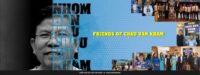 Sept minutes pour les droits de l'homme en Asie  et les sans- voix en  Chine ( Ouïghours et Tibétains ), à Hong-Kong et au Vietnam ( la famille de Lê Dinh Kinh du village de Dong Tâm et l'activiste Châu Van Kham, membre du Viet Tan en Australie ).