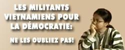 Militants Democratie En Prison