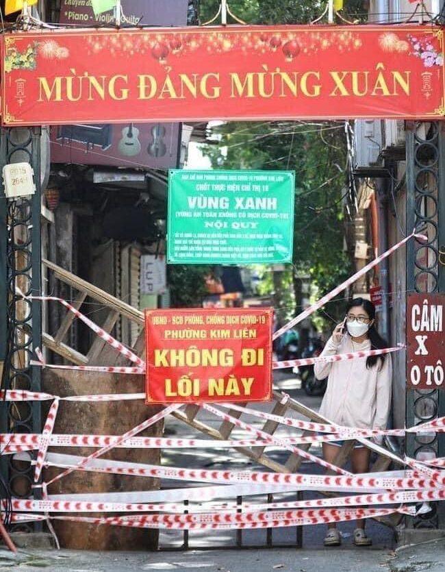 Crise et tragédie du Covid-19 au Vietnam : les fautes des apparatchiks.