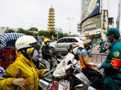 Vietnam Covid 9000 cas